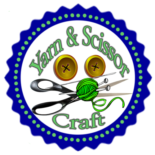 Yarn & Scissor Craft logo